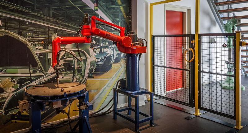 Robot machineveiligheid