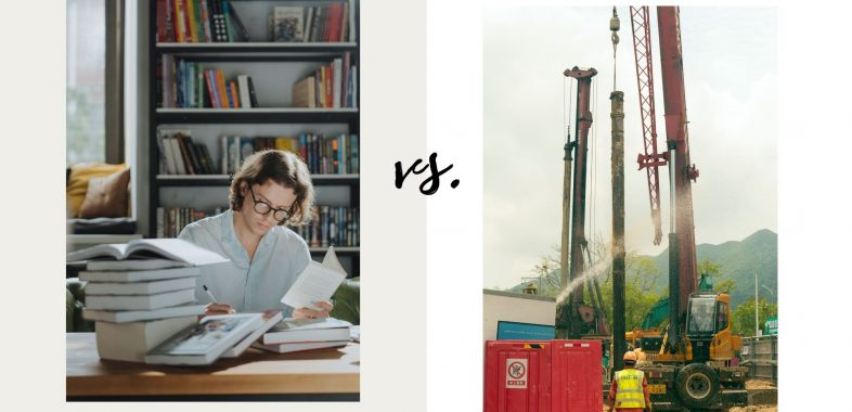 wetenschap vs. praktijk