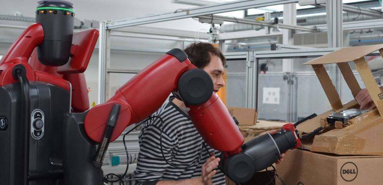collaborativiteit tussen mens en machine